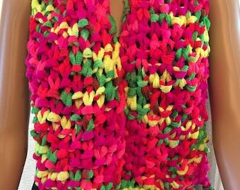 Knit Kids Scarf