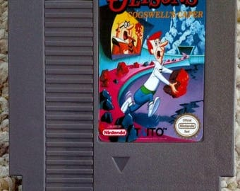 The Jetsons: Cogswell's Caper - Reproduction (Repro) NES Cartridge - NEW
