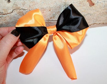 10 bows for craft  big ribbon bows halloween bow supplies craft bows for gift bow party bows large bow satin ribbon bow big wrapping bows