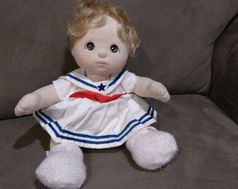 My Child Vintage Doll