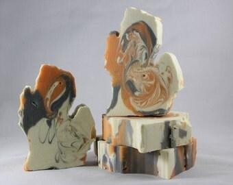 Detroit - Vegan, Moisturizing Oils - Michigan Shaped Soap