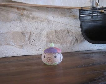 Tooth Teddy for the little mouse or birth gift box