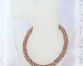 RESDUO - Beaded - OOAK necklace