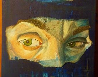 Tres Pares de Ojos