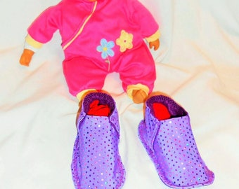 slippers washable disco light and flexible made 100% in France