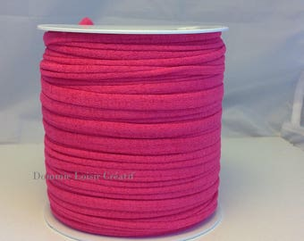 Reel Trapilho special bags, hot pink jewelry
