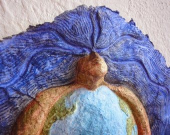 Our Earth Sculpture