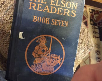 The Elson READERS Book Seven 1921