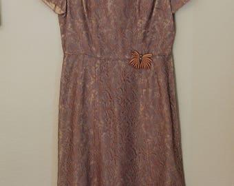 Renmor Dress - Vintage