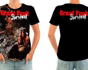 Grand Funk Railroad T-shirts All sizes