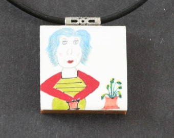 Fun Jewellery. Original Designs. Molly