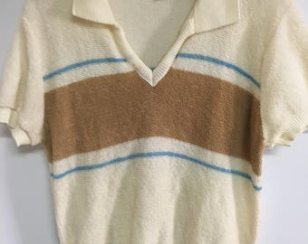 Super cool 70's pullover.