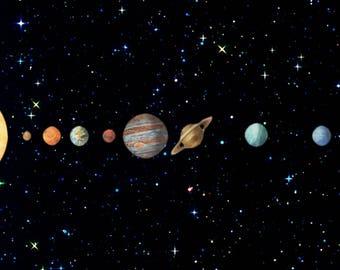 Cosmic Galaxy Planetary Photo Edit