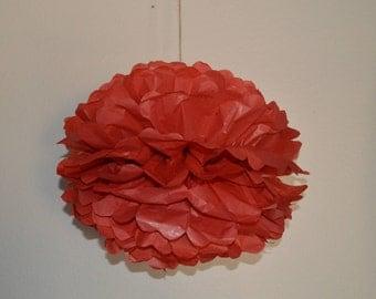 Large tissue pom pom