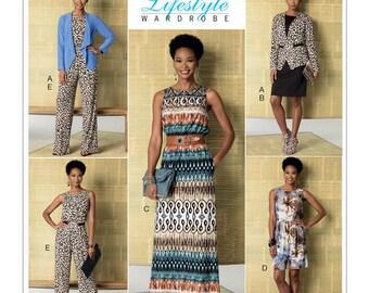 Dress sewing pattern Butterick B6330