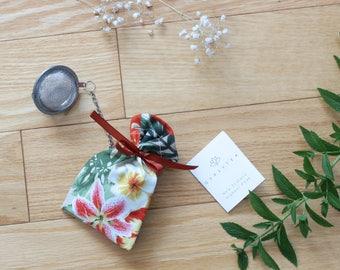 Herbal tea (organic) New Zealand travel pouch