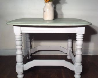 Refinished Accent Table