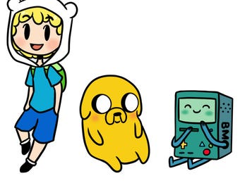 Adventure Time | Stickers