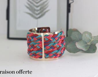 Cancun Cuff Bracelet