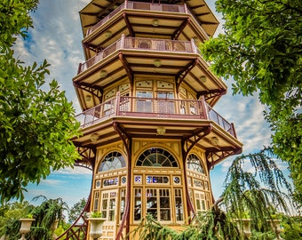 Patterson Park Pagoda, Baltimore, MD