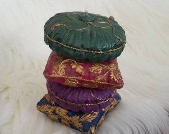 Pillow Stack Candle