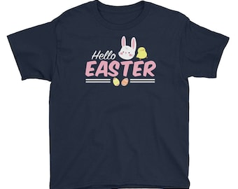 Easter toddler etsy easter toddler shirt youth sizes kids easter shirts easter bunny shirt gift negle Image collections