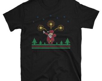 dabbing santa - dabbing - santa - christmas shirt - santa dabbing - dabbing santa shirt - dabbing christmas - santa dabbing shirt
