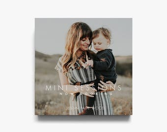 Mini Session Template, Mini Session Marketing, Mini Session Flyer, Modern Mini Session, Mini Session Photography Template, Session Template