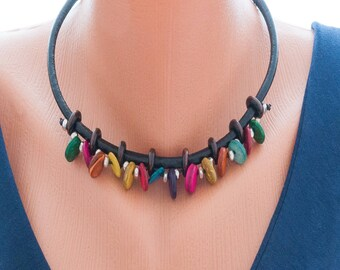 African necklace, women necklace, tribal jewelry, boho gift ideas, african ideas, tribal necklace women, tribal jewelry women