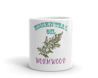 Essential Oil Wormwood Mug