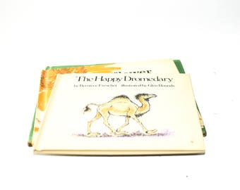 Lot of Children's Books - The Happy Dromedary, The Sunflower Garden, The Friendly Bear