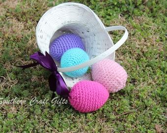 Easter Eggs (Set of 4)