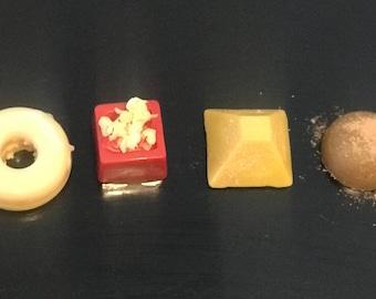 Dessert soy melts