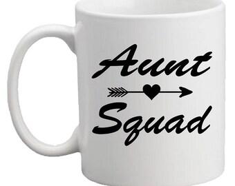 Aunt Squad MUG