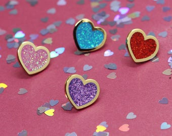 The heart - Valentine's Day pin