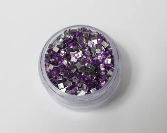 to see more of a purple 3 mm square rhinestone 4.2 stick (about 1275 rhinestone)