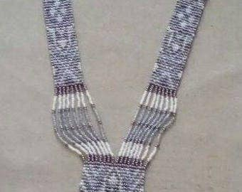 Native american statement necklace