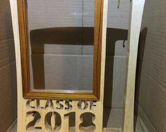 CLASS OF Picture frame with Tassel hanger