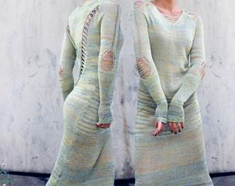 """Cotton dress Mhysa """"VISERION"""""""
