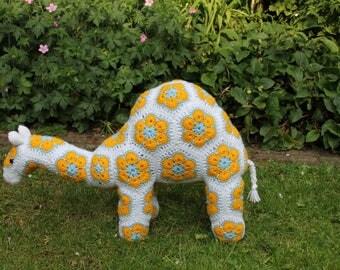 African Flower Camel/Camel