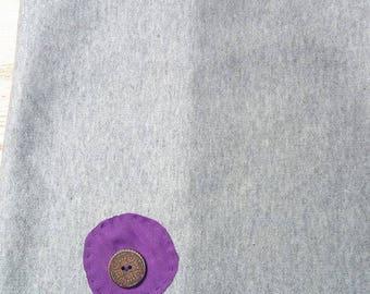 Knitted Purple Oak