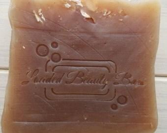 Honey, Oats & Goats Milk Soap