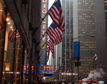 A Rainy New York Day - Landscape Photography - Travel Photography