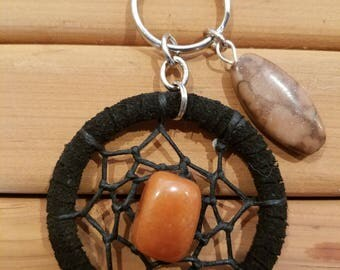 "2"" Dream Catcher Keychain"