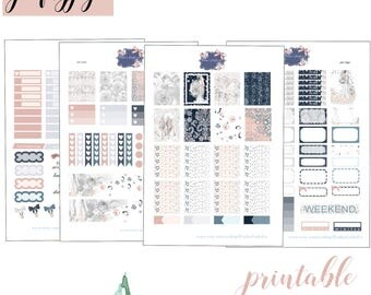 I do Printable Kit/ Erin Condren LPV/ Weekly kit