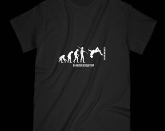 Parkour Tshirt