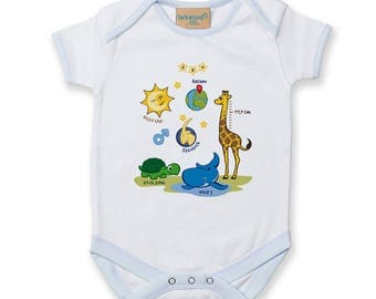 Babysuit (personalized) Boy