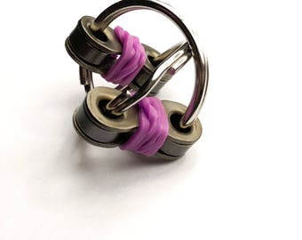 Bike Chain Fidget - You pick the color! - Helps with Anxiety, ADHD