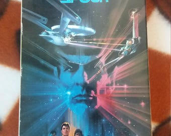 Star Trek III: The Search for Spock (VHS, 1989)