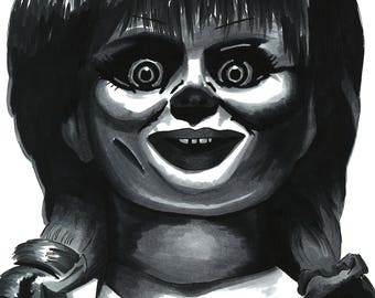 Annabelle 11x17